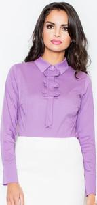 Fioletowa bluzka SALE