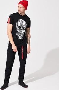 Czarny t-shirt DiverseExtreme
