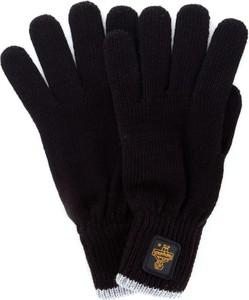 Czarne rękawiczki Refrigiwear