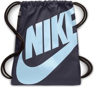 Granatowy plecak Nike