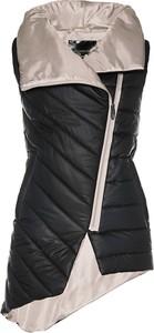 Czarna kamizelka bonprix bpc selection premium w stylu casual