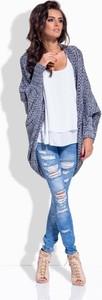 Niebieski sweter Lemoniade w stylu casual