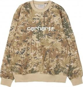 Bluza Carhartt WIP w młodzieżowym stylu z nadrukiem