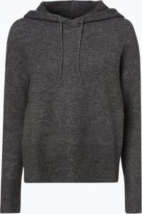 Czarny sweter Review z dzianiny