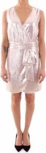 Różowa sukienka Liu-Jo mini