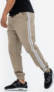 Spodnie Smokestory z żakardu