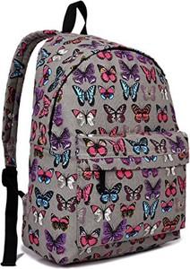 ceb78089f35b2 Damskie • Plecaki • CB151 Plecak Lakierowany Czaszki Szkolny Turystyczny  UNISEX. Plecak Miss Lulu