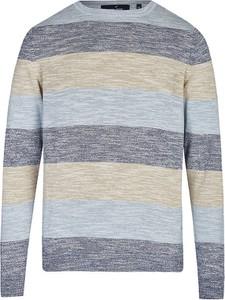 Sweter Daniel Hechter z bawełny w młodzieżowym stylu