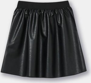 Czarna spódniczka dziewczęca Sinsay