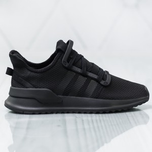 Czarne buty damskie sznurowane Adidas wyprzedaż, kolekcja