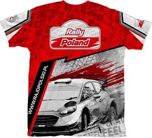 Koszulka dziecięca Rally Poland