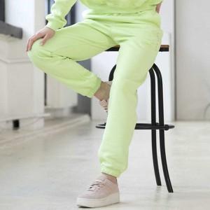 Zielone spodnie Dreskod