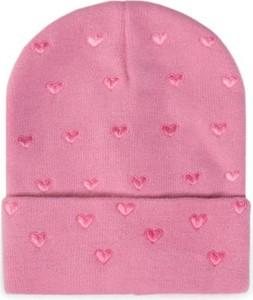 Różowa czapka DeeZee