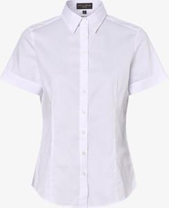 Bluzka Franco Callegari z kołnierzykiem z tkaniny