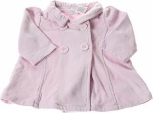 Różowy płaszcz dziecięcy Tahari