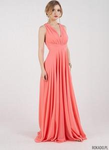 Sukienka Rokado z dekoltem w kształcie litery v