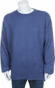 Niebieski sweter Mennace