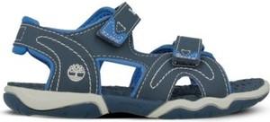 Niebieskie buty dziecięce letnie Timberland