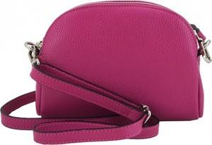Różowa torebka Barberini`s mała