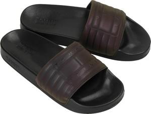Czarne klapki Tommy Jeans