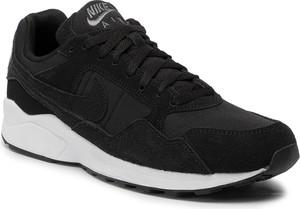 Czarne buty sportowe Nike sznurowane pegasus