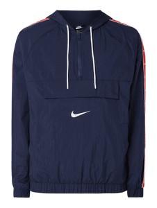 Granatowa kurtka Nike