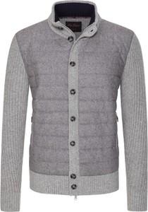 Sweter Tom Rusborg z kaszmiru w stylu casual