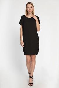 Czarna sukienka Cotton Club mini