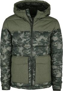 Zielona kurtka Emp krótka