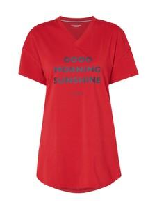 Czerwona piżama Tommy Hilfiger w stylu casual