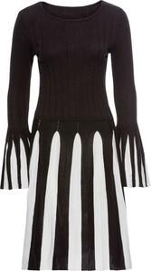 Bonprix bodyflirt boutique sukienka dzianinowa