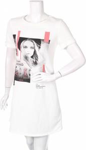 Sukienka Fb Sister trapezowa w stylu casual mini