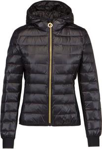 Czarna kurtka Goldbergh krótka w stylu casual