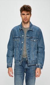 Niebieska kurtka Calvin Klein Jeans