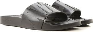 Czarne buty letnie męskie Jimmy Choo w stylu casual