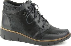 Sneakersy Helios na zamek
