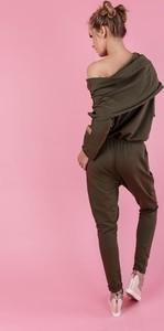 Kombinezon Madnezz z długimi nogawkami z dresówki