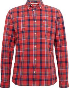 Koszula Tommy Hilfiger z bawełny z kołnierzykiem button down