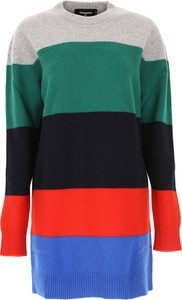 Sweter Dsquared2 z bawełny