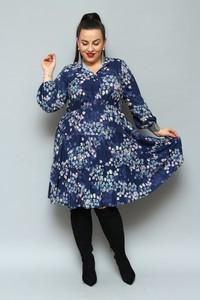 Sukienka KARKO w stylu casual oversize