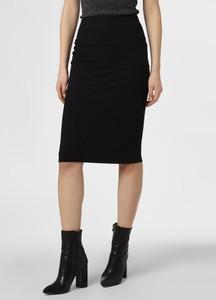 Czarna spódnica Vila w stylu klasycznym