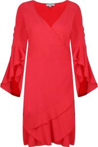 Sukienka Melissa Odabash prosta mini