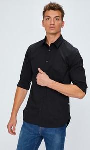 Czarna koszula Guess Jeans