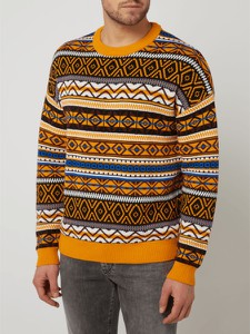 Sweter Review z bawełny