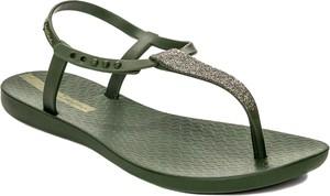 Sandały Ipanema w stylu casual z płaską podeszwą