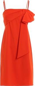 Sukienka Dondup mini z dżerseju