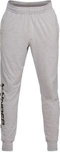 Spodnie sportowe Under Armour z bawełny