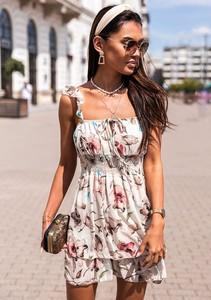 Sukienka Latika trapezowa mini
