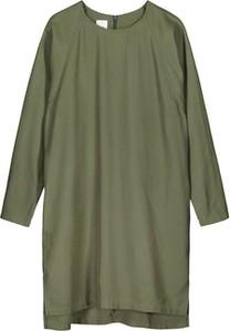 Sukienka Makia mini z długim rękawem