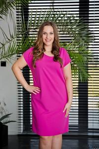 2c7fd060dd28 krój sukienki dla puszystej. - stylowo i modnie z Allani